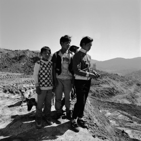 Wang Bing, Father and Sons 04