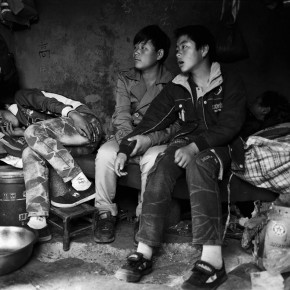 Wang Bing, Father and Sons 07