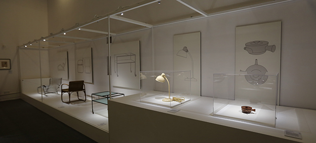 """Collections from China Design Museum """"Bauhaus: Design as Enlightment"""" Exhibiting in Beijing"""