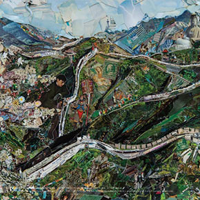The First Retrospective of Vik Muniz in China Opening September 22 at the Long Museum