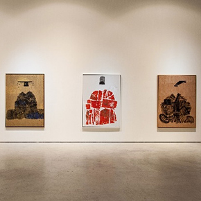 "Wang Huaiqing's Solo exhibition ""The Capital""  on View at Tina Keng Gallery"