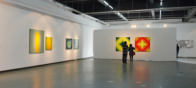 New Generation of Abstract Art - Sishang Art Museum Experimental Plan in the Third Round Opened