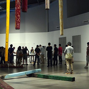 """Non-institutional"" ""Polyphony II"" - Chinese Art Ecological Investigation • Beijing Opened at AMNUA"