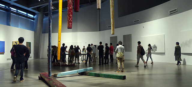 """""""Non-institutional"""" """"Polyphony II"""" - Chinese Art Ecological Investigation • Beijing Opened at AMNUA"""