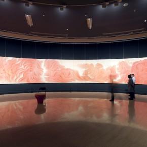 "01 ""Between the Visible and Imagination"" Lu Fusheng Art Exhibition is on display at Jiangsu Art Museum view of the exhibiting work  290x290 - ""Between the Visible and Imagination"" Lu Fusheng Art Exhibition opening at Jiangsu Art Museum"