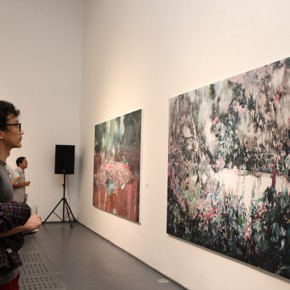 06 Installation view of the exhibition 290x290 - Xu Hongxiang's Solo Exhibition – The Sixth Round of 1 in 100 Art Nova Solo Exhibition Series Opened at SZ Art Center