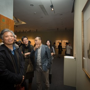 """09 Installation View of""""Vernacular Liu Qinghe Speaks"""" 290x290 - Resurrected in """"Vernacular"""": Liu Qinghe's Solo Exhibition Unveiled at the Beijing Fine Art Academy"""