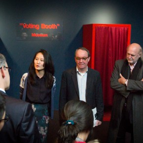 """09 Opening ceremony of Master Mould and Copy Room 290x290 - """"Master Mould and Copy Room"""" grandly opened in the CAFA Art Museum"""
