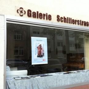10 Galerie Schillerstrasse 290x290 - Stein und Statue: Aquarelle von Chen Xi Held at Galerie Schillerstrasse Heidelberg, Germany