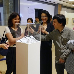 """10 Installation view of """"Polytypic Evolution A Close up Observation"""" 290x290 - Polytypic Evolution: A Close-up Observation Opened in Shenzhen to Reflect the Current Situation of Art Education"""