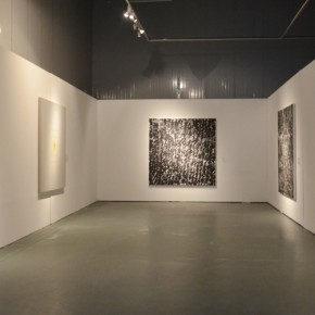 """11 Installation view of """"New Generation of Abstract Art"""" 290x290 - New Generation of Abstract Art - Sishang Art Museum Experimental Plan in the Third Round Opened"""