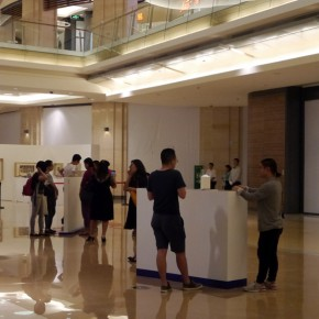 """11 Installation view of """"Polytypic Evolution A Close up Observation"""" 290x290 - Polytypic Evolution: A Close-up Observation Opened in Shenzhen to Reflect the Current Situation of Art Education"""