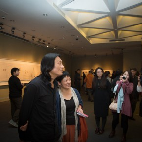 """12 Installation View of""""Vernacular Liu Qinghe Speaks"""" 290x290 - Resurrected in """"Vernacular"""": Liu Qinghe's Solo Exhibition Unveiled at the Beijing Fine Art Academy"""