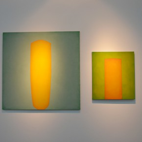 """13 Installation view of """"New Generation of Abstract Art"""" 290x290 - New Generation of Abstract Art - Sishang Art Museum Experimental Plan in the Third Round Opened"""