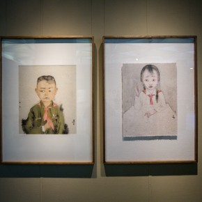 """15 Installation View of""""Vernacular Liu Qinghe Speaks"""" 290x290 - Resurrected in """"Vernacular"""": Liu Qinghe's Solo Exhibition Unveiled at the Beijing Fine Art Academy"""