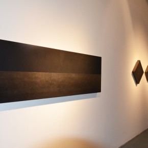 """16 Installation view of """"New Generation of Abstract Art"""" 290x290 - New Generation of Abstract Art - Sishang Art Museum Experimental Plan in the Third Round Opened"""