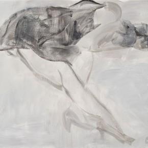 """16 Pei Yongmei """"Untitled"""" oil on canvas 200 x 150 cm 2011 290x290 - Pei Yongmei"""