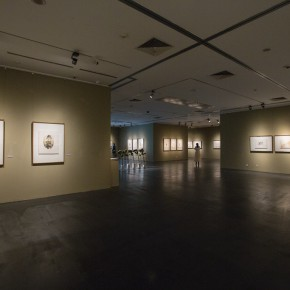 """17 Installation View of""""Vernacular Liu Qinghe Speaks"""" 290x290 - Resurrected in """"Vernacular"""": Liu Qinghe's Solo Exhibition Unveiled at the Beijing Fine Art Academy"""