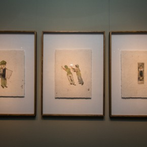 """18 Installation View of""""Vernacular Liu Qinghe Speaks"""" 290x290 - Resurrected in """"Vernacular"""": Liu Qinghe's Solo Exhibition Unveiled at the Beijing Fine Art Academy"""