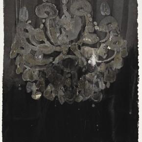 """18 Pei Yongmei """"Chocolate No.6"""" ink on paper 72 x 115 cm 2012 290x290 - Pei Yongmei"""