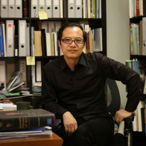 "19 Curator Wang Chunchen1 290x290 - ""Future Returns: Contemporary Art from China"" about to Debut in USA"