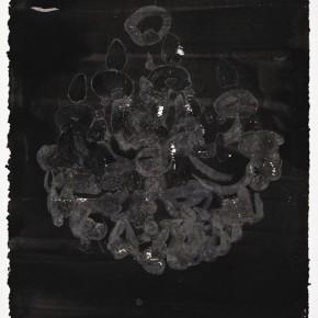 """19 Pei Yongmei """"Chocolate No.5"""" ink on paper 72 x 115 cm 2012 290x290 - Pei Yongmei"""
