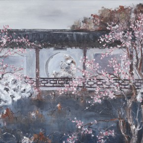 "20 Liu Weidong Garden Series No. 2 2013 Oil on canvas 120x90cm 290x290 - ""Pursuit of Excellence – Artists from the Academy"" The First Nationwide Touring Exhibition of Oil Painting Started in CAFA"