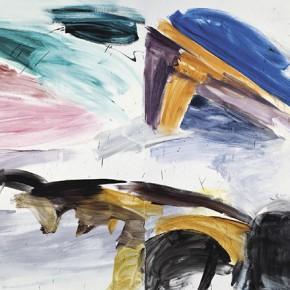 """22 Pei Yongmei """"Chocolate No.8"""" oil on canvas 500 x 220 cm 2012 290x290 - Pei Yongmei"""