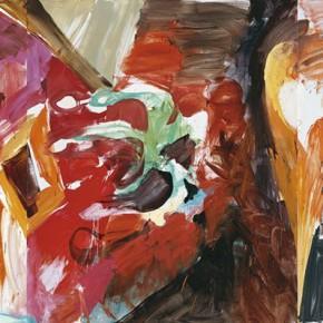"""24 Pei Yongmei """"Chocolate No.1"""" oil on canvas 630 x 250 cm 2012 290x290 - Pei Yongmei"""