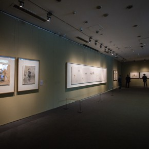 """25 Installation View of""""Vernacular Liu Qinghe Speaks"""" 290x290 - Resurrected in """"Vernacular"""": Liu Qinghe's Solo Exhibition Unveiled at the Beijing Fine Art Academy"""