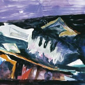 """25 Pei Yongmei """"Chocolate No.4"""" oil on canvas 400 x 250 cm 2012 290x290 - Pei Yongmei"""