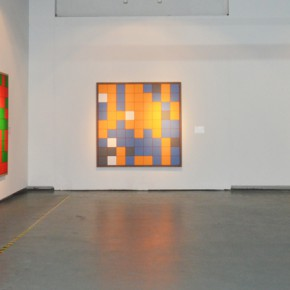 """26 Installation view of """"New Generation of Abstract Art"""" 290x290 - New Generation of Abstract Art - Sishang Art Museum Experimental Plan in the Third Round Opened"""