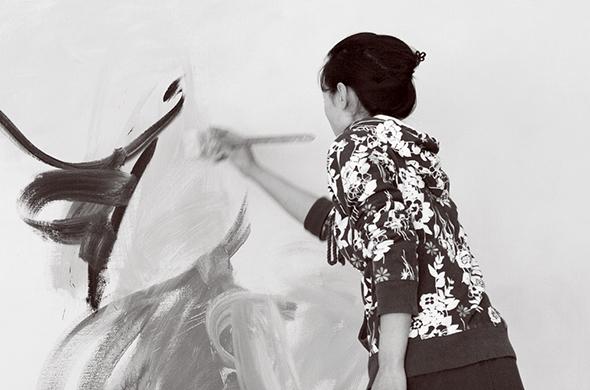 27 Work Shot of Pei Yongmei