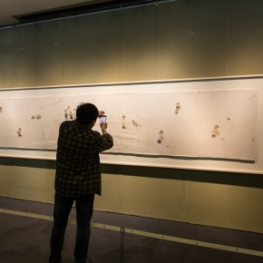 """28 Installation View of""""Vernacular Liu Qinghe Speaks"""" 290x290 - Resurrected in """"Vernacular"""": Liu Qinghe's Solo Exhibition Unveiled at the Beijing Fine Art Academy"""