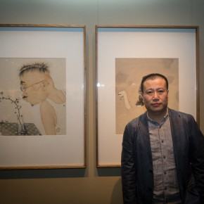 """29 Installation View of""""Vernacular Liu Qinghe Speaks"""" 290x290 - Resurrected in """"Vernacular"""": Liu Qinghe's Solo Exhibition Unveiled at the Beijing Fine Art Academy"""