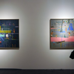 """29 Installation view of """"Polytypic Evolution A Close up Observation"""" 290x290 - Polytypic Evolution: A Close-up Observation Opened in Shenzhen to Reflect the Current Situation of Art Education"""