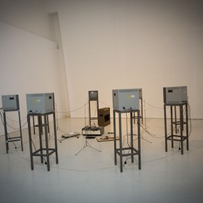 """31 Installation view of """"Master Mould and Copy Room"""" 290x290 - """"Master Mould and Copy Room"""" grandly opened in the CAFA Art Museum"""