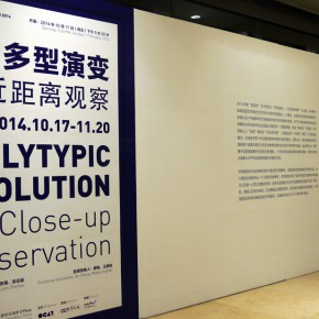 """34 Installation view of """"Polytypic Evolution A Close up Observation"""" 290x290 - Polytypic Evolution: A Close-up Observation Opened in Shenzhen to Reflect the Current Situation of Art Education"""