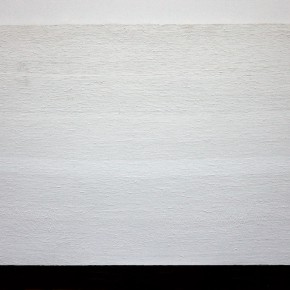 """37 Wang Guangle """"Untitled"""" paint plaster on plaster board 250 x 190 cm 2011 290x290 - New Generation of Abstract Art - Sishang Art Museum Experimental Plan in the Third Round Opened"""