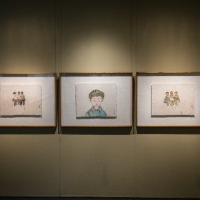 """40 Installation View of""""Vernacular Liu Qinghe Speaks"""" 290x290 - Resurrected in """"Vernacular"""": Liu Qinghe's Solo Exhibition Unveiled at the Beijing Fine Art Academy"""