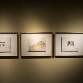 """45 Installation View of""""Vernacular Liu Qinghe Speaks"""" 290x290 - Resurrected in """"Vernacular"""": Liu Qinghe's Solo Exhibition Unveiled at the Beijing Fine Art Academy"""