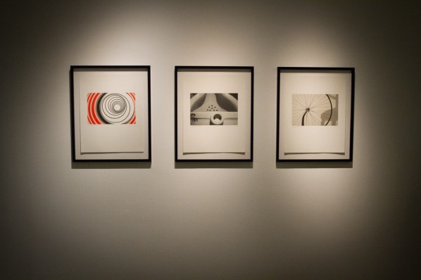 """54 Installation view of """"Master Mould and Copy Room"""""""