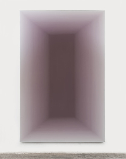 Wang Guangle, 140722, 2014; acrylic on canvas, 280x180cm