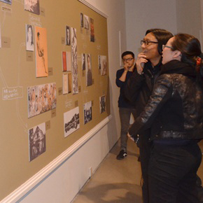 """Modernity: Transmission and Alternation Three Asian Cases"" Documenta opened at Today Art Museum"