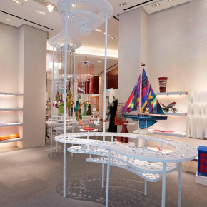 0009 Installation View, Taipei Basin, Scenography for Hermes Petit h, 2014