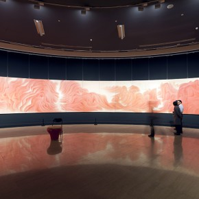 "01 ""Between the Visible and Imagination"" Lu Fusheng Art Exhibition is on display at Jiangsu Art Museum view of the exhibiting work  290x290 - ""Between the Visible and Imagination"" Lu Fusheng Art Exhibition Grandly opened at Jiangsu Art Museum"