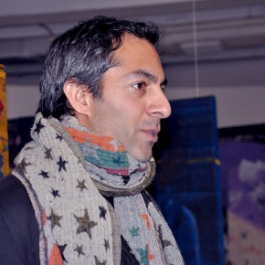 01 The Opening of Anthropology of Chance 290x290 - London-based artist Shezad Dawood makes his China debut at OCAT Xi'an