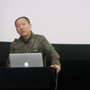 """01 Zhang Xiaotao 290x290 - """"The 3rd International Forum of New Media Art • Chronology of New Media Art"""" Successfully Held in Sichuan Fine Arts Institute"""