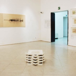 "02 Installation View of The Remedy Photo Courtesy of Racna Magazine Photo by Anna Maria Saviano 290x290 - Zhang Yanzi's First Solo Exhibition in Italy ""The Remedy"" Presented at PAN, Palazzo delle Arti di Napoli"
