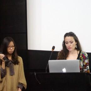 "02 Italian artist Freschini Cecilia 290x290 - ""The 3rd International Forum of New Media Art • Chronology of New Media Art"" Successfully Held in Sichuan Fine Arts Institute"